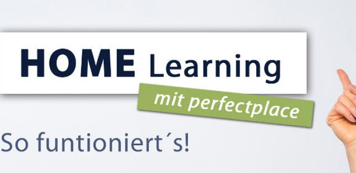 HOME-Learning bei perfectplace